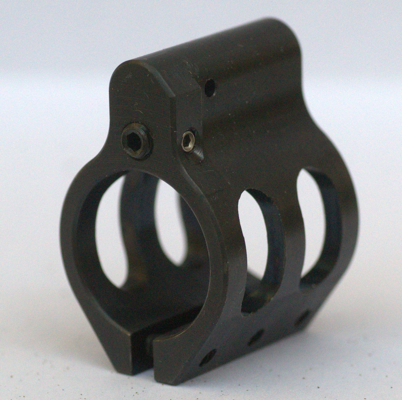 Wojtek Weaponry .750 Adjustable Clamp Gas Block
