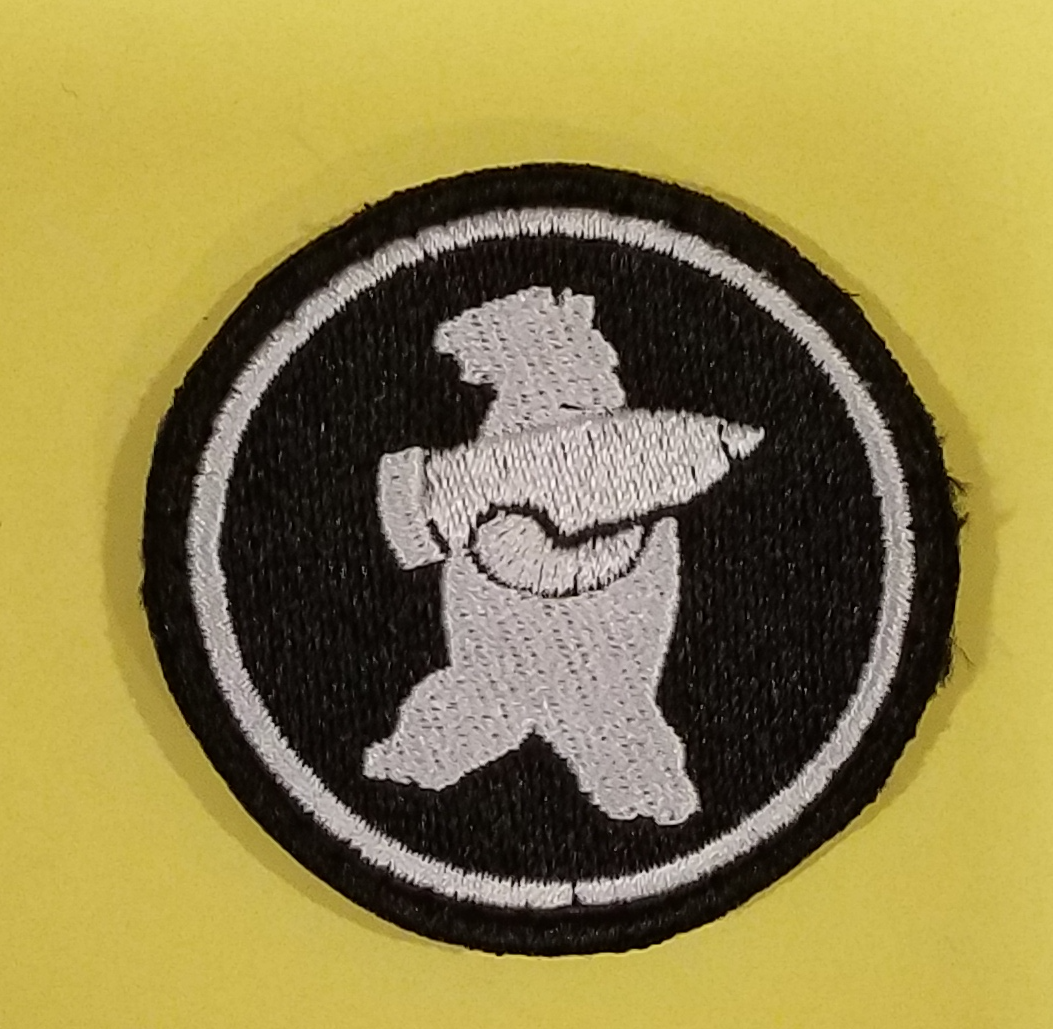 Wojtek Patch (NO VELCRO)