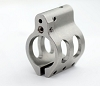 Wojtek Weaponry .750 Stainless Adjustable Clamp Low-Profile Gas Block