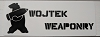 Wojtek Weaponry Long Sticker