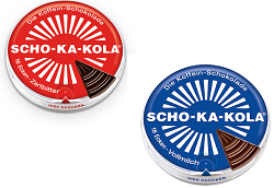 12 pack Scho-Ka-Kola! Make your own mix!